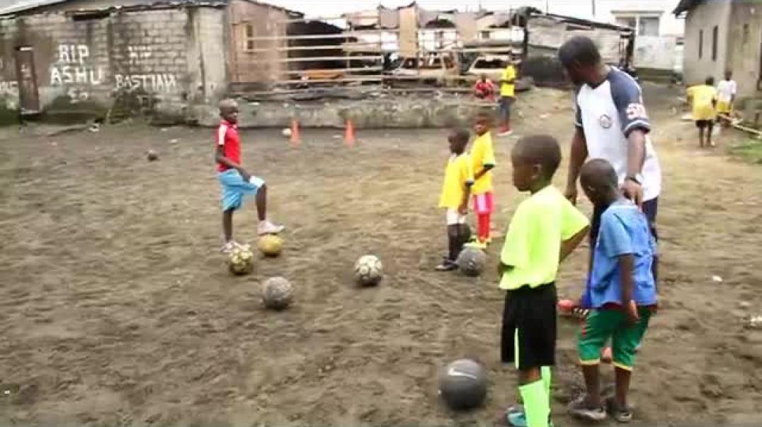 Cameroun balade dans les academies categories forme au club   par Vincent Kamto