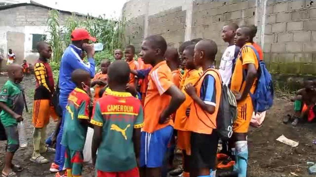 Cameroon Balade dans les academy cas de CeFoot Academies  par Vincent Kamto