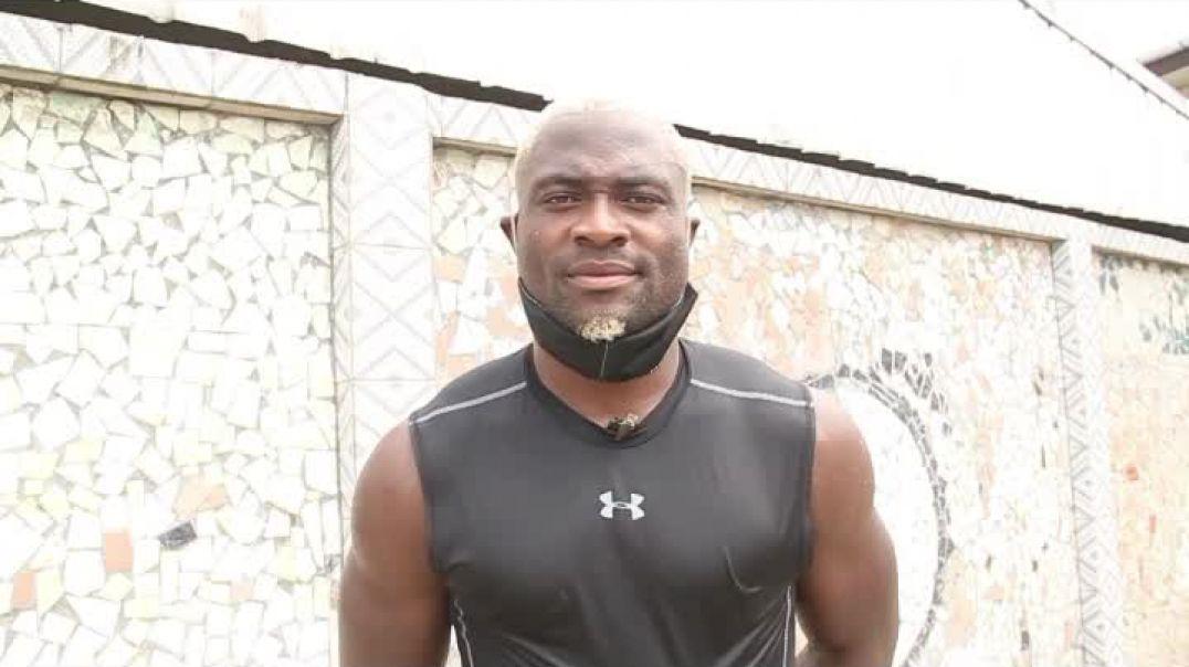 Cameroun confiné avec Arouna Dang  Abissele joueur libre de tout contrat  par Vincent Kamto