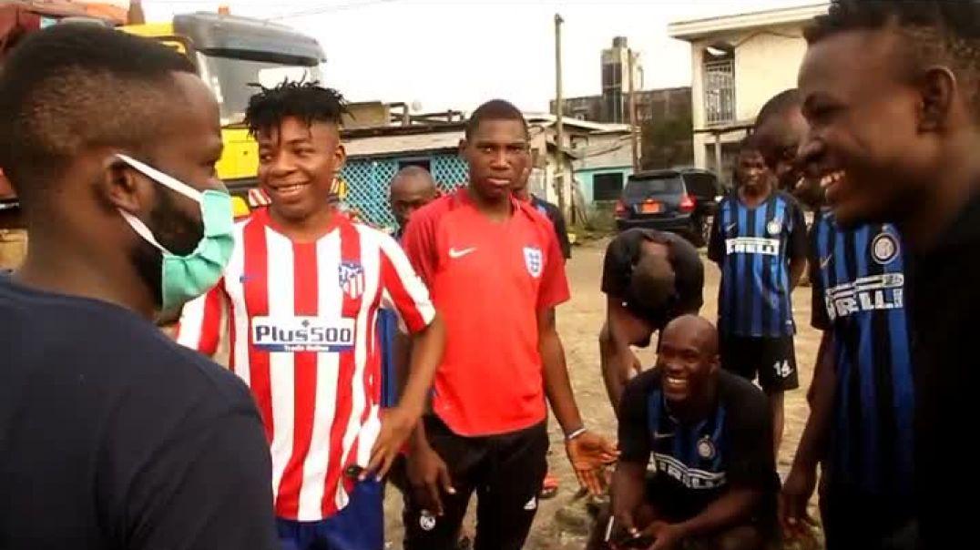 [Cameroun] Ring a New bell Causerie avec l Equipe de Kassalafam  par Vincent Kamto