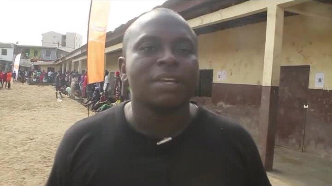 [Cameroun] sevour ngassam journaliste sportif  par Vincent Kamto