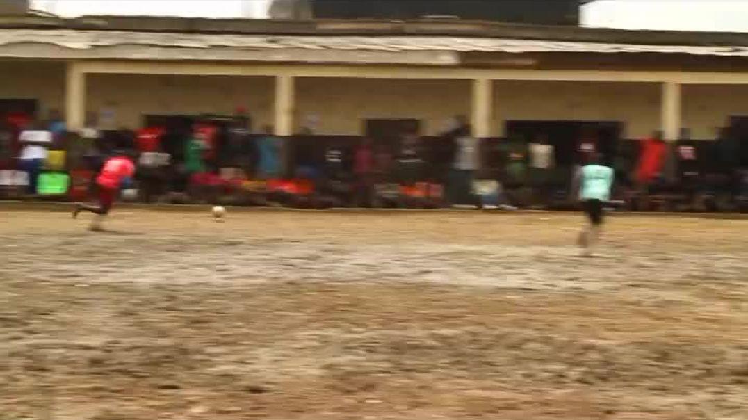 [Cameroun] Ring a New bell  match Brazzaville Vs Kassalafam par Vincent Kamto