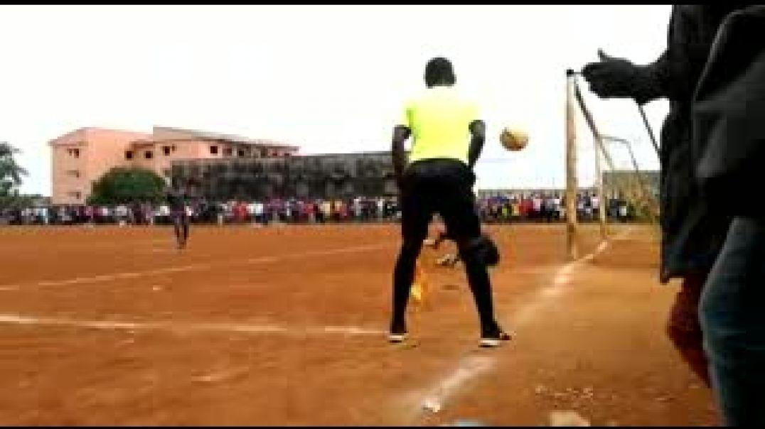 Quand les supporters prédisent qu'un joueur va rater un penalty