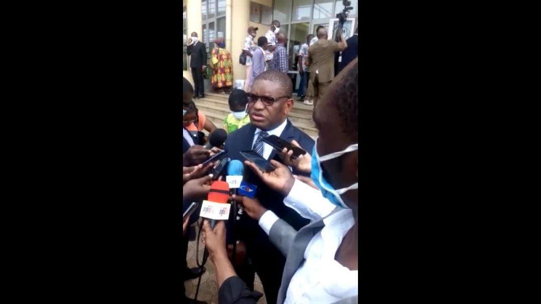 [Cameroun] Réaction du directeur du tournoi  par Vincent Kamto