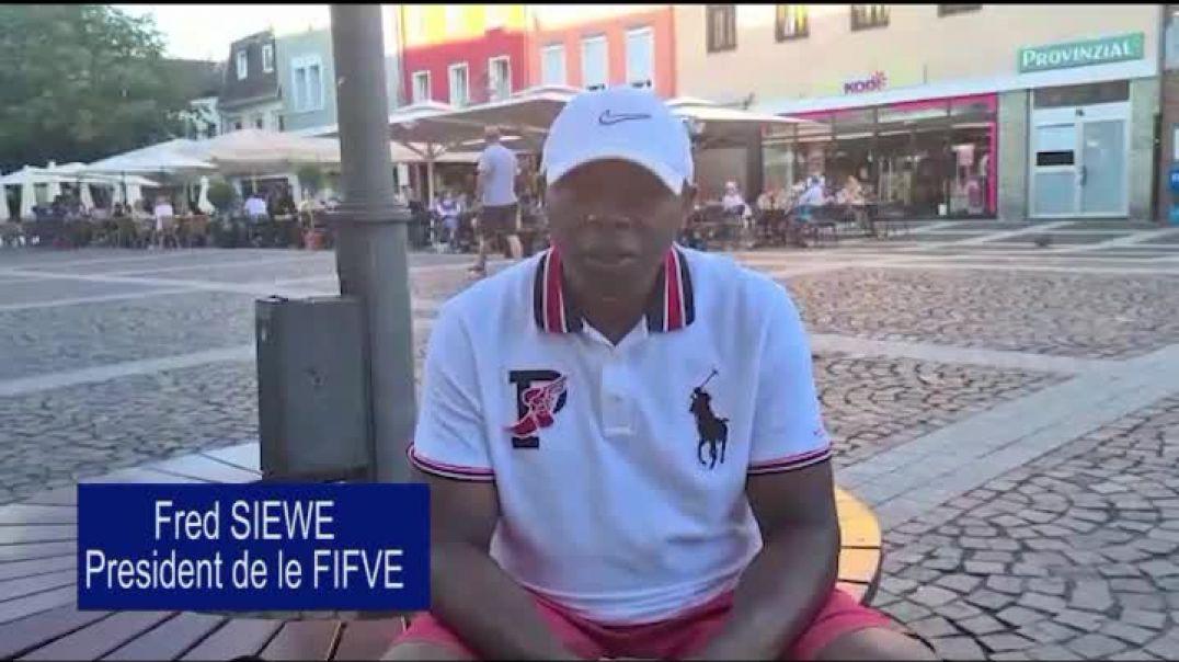[Cameroun] Fred Siewe president de la Fifve  par Vincent Kamto