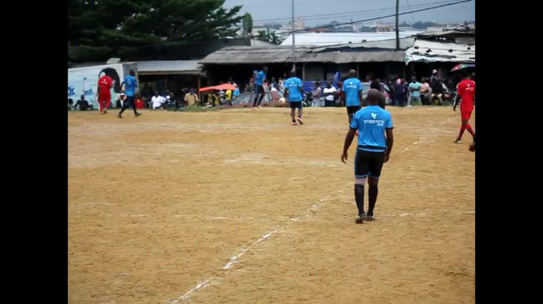 [Cameroun] Match commémoratif pour jimmy au stade marion par Vincent Kamto