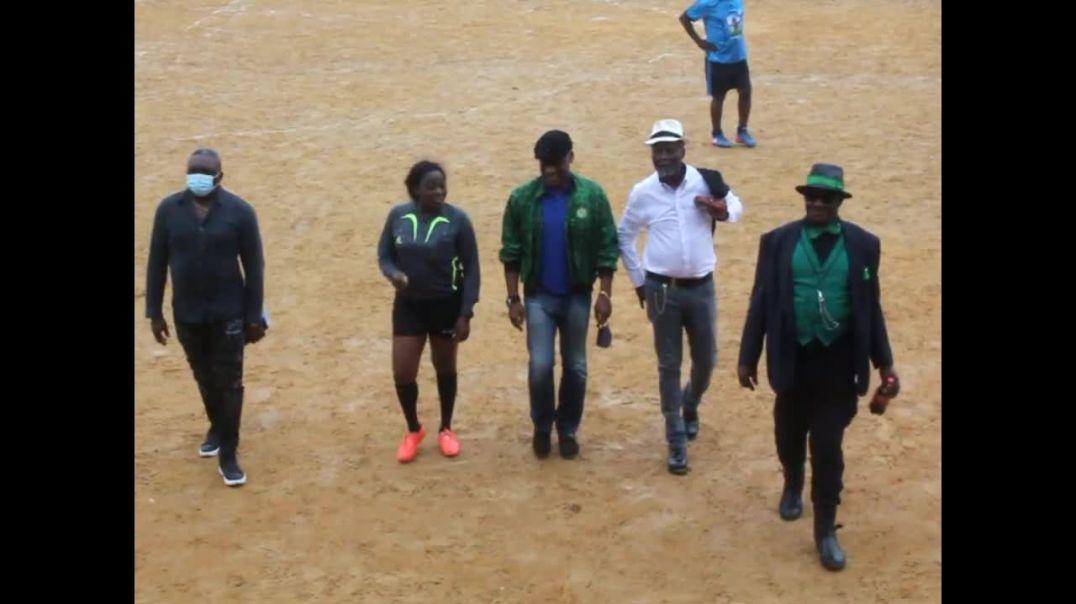 [Cameroun]  Magnifique But au Stade Marion  par Vincent Kamto