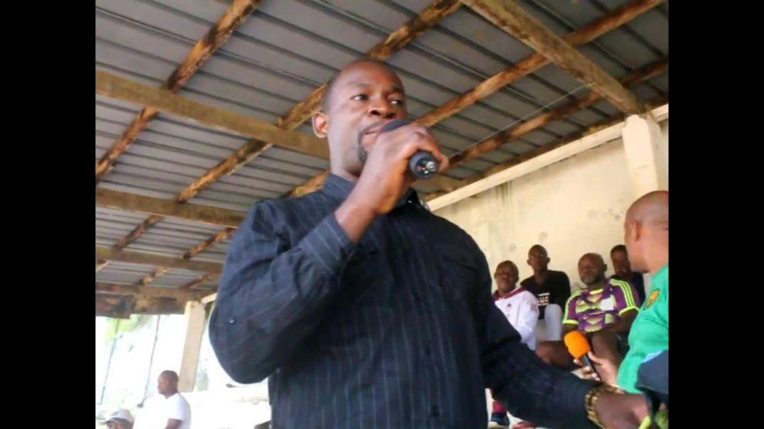 [Cameroun]  Markus au stade marion  par Vincent Kamto