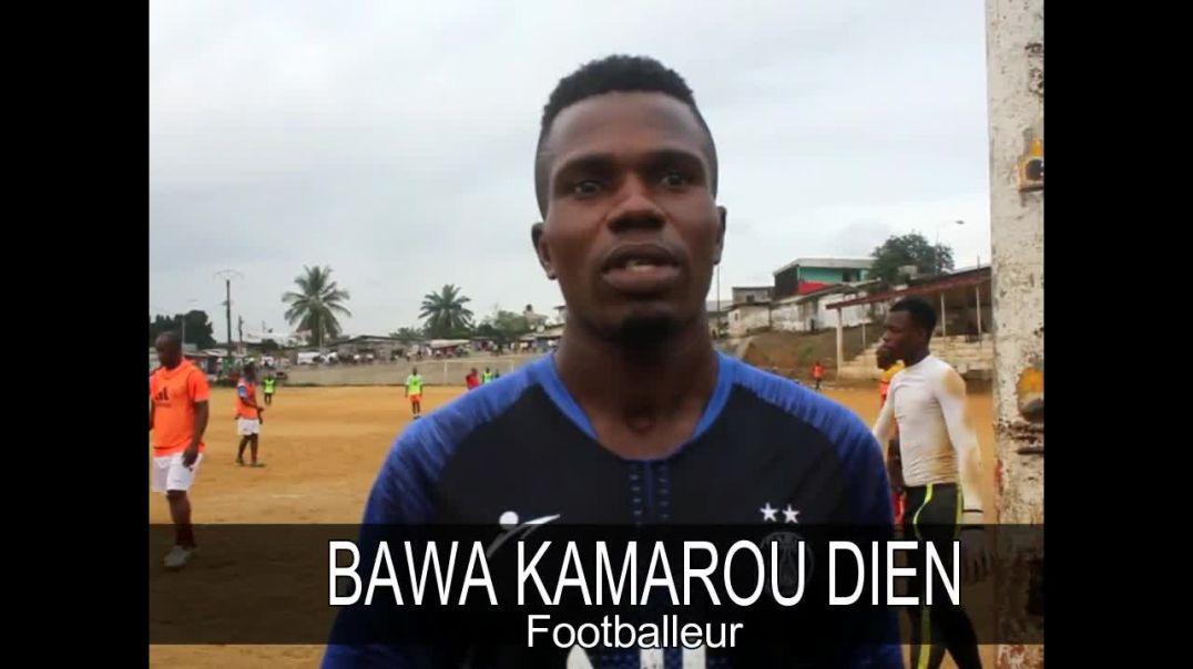 [Cameroun] Bawa Kamarou Dien Footballeur  par Vincent Kamto