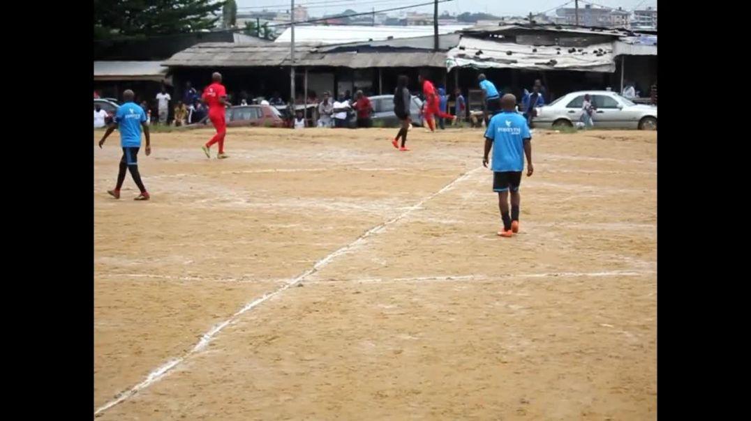 [Cameroun] But au stade marion de douala par Vincent Kamto