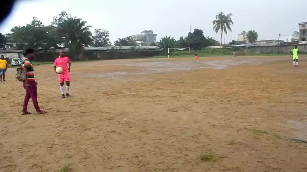 [Cameroun] Action du le Match des Jeunes du Marché Central de Douala