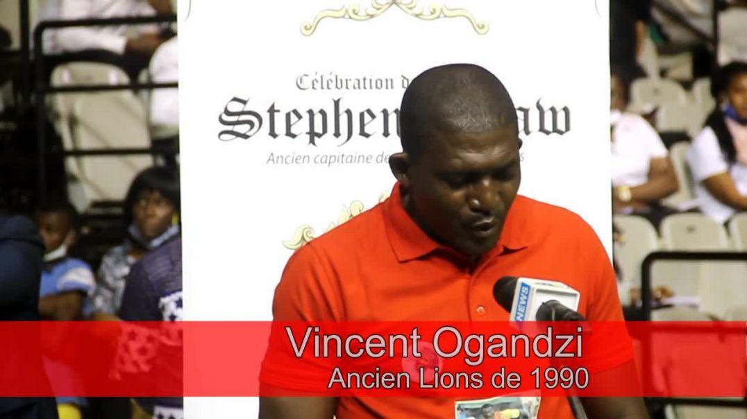 [Cameroun] Témoignage des lions de 1990 par Vincent Oghandzi au Obsèques de Stephen Tataw