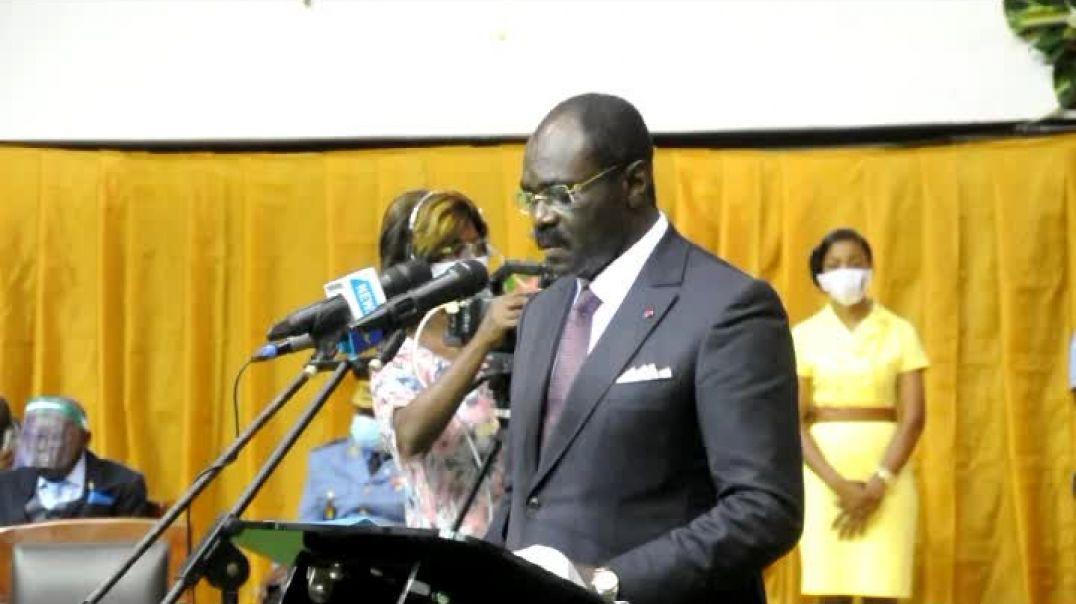 [Cameroun] Le message du ministre des sports narcisse kombimouele  par Vincent Kamto