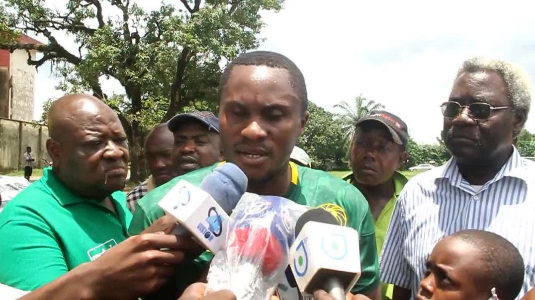 [Cameroun] Loïc Feudjou Gardien de But de l union Sportive de Douala