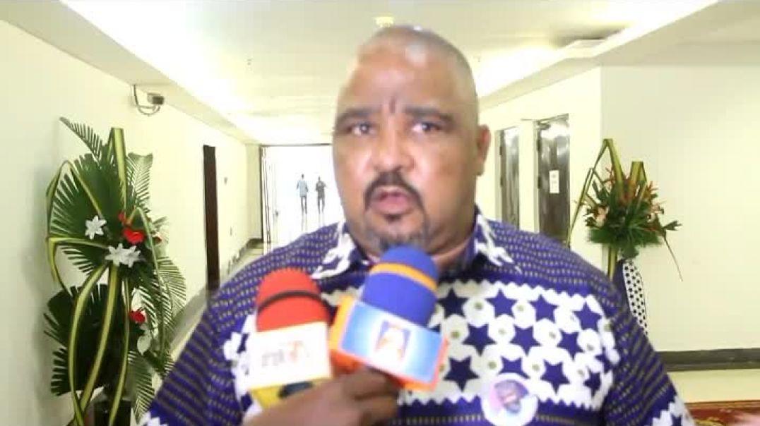[Cameroun] joshua Oshi President de la commission du d organisation  par Vincent Kamto