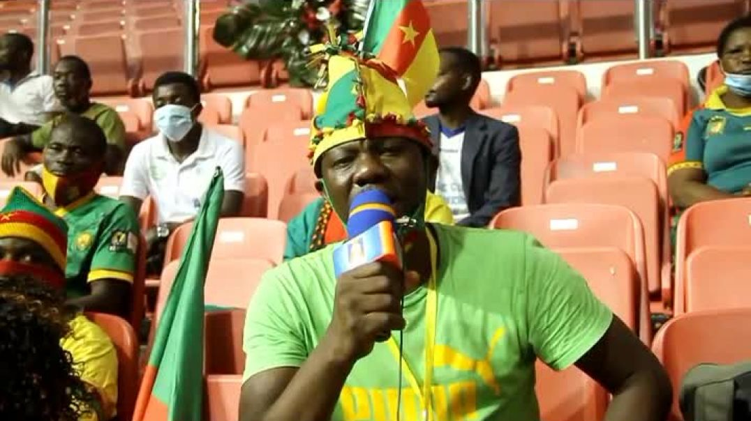 [Cameroun] fan club lion indomtable  par Vincent Kamto