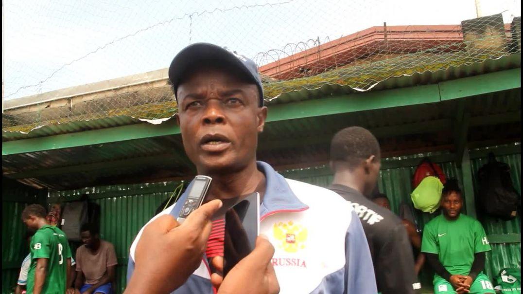 [Cameroun]Théophile Feukou nous Sommes près pour le démarrage