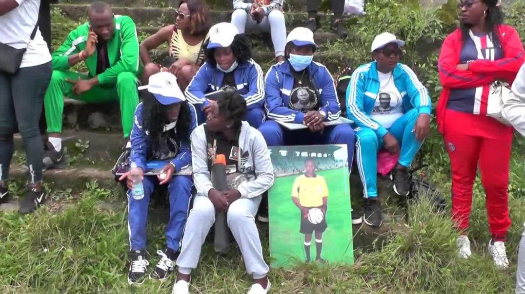 [Cameroun] Match de gala a la mémoire de  l Arbitre Njike Gilbert