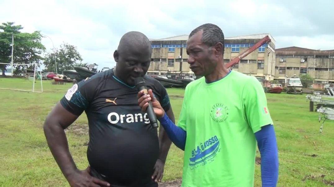 [Cameroun] Un capitaine satisfait après la partie