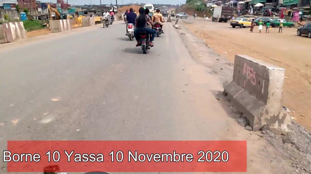 [CAMEROUN]  Cameroun Voire d Accès au Stade de Japoma