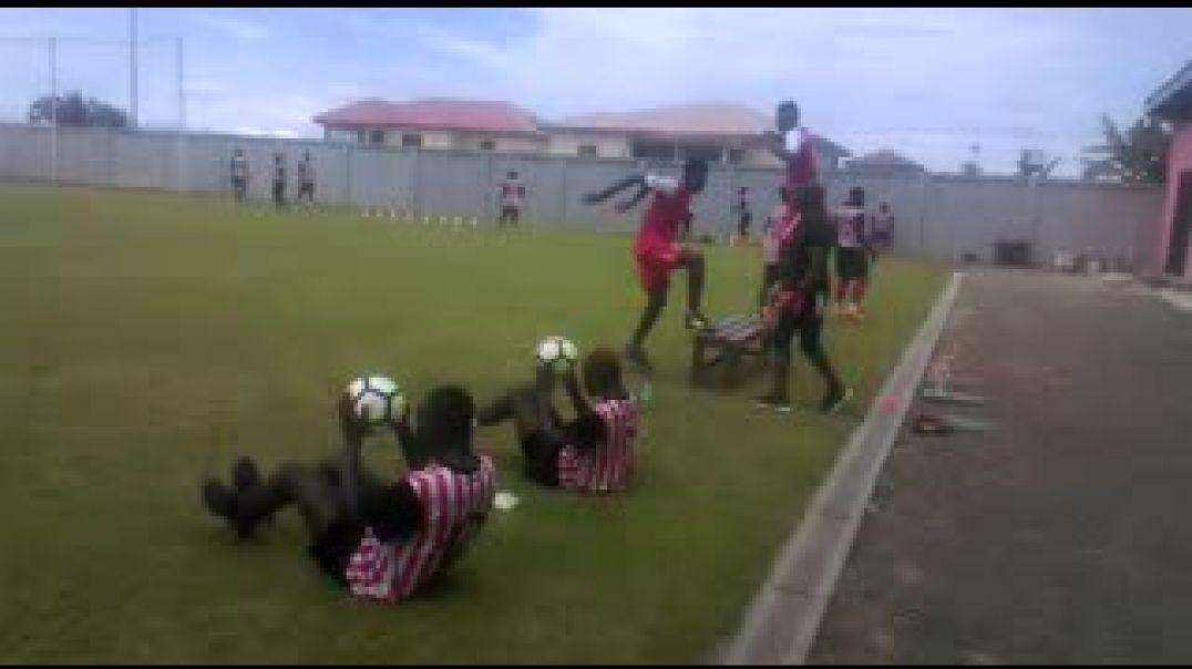 FC Akonangui se prépare déjà pour la ligue des champions cette saison