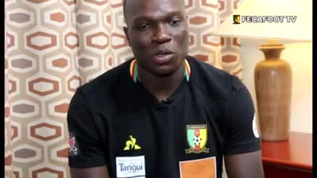 [CAMEROUN]  Aboubacar Vincent confiant contre la Mozambique
