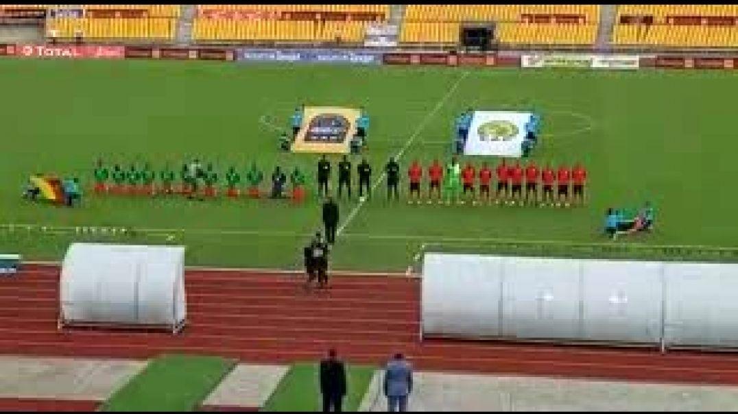 L'hymne national du Cameroun retenti au stade de la Réunification de Douala 22 ans après