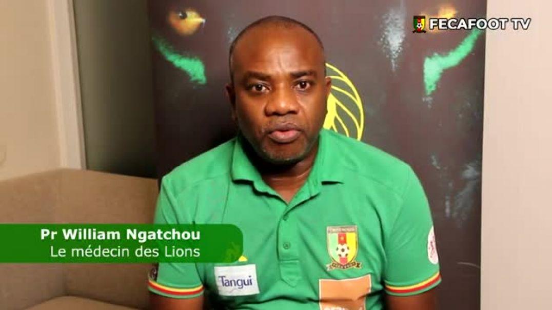 [CAMEROUN] Pr William ngatchou  médecin des lions