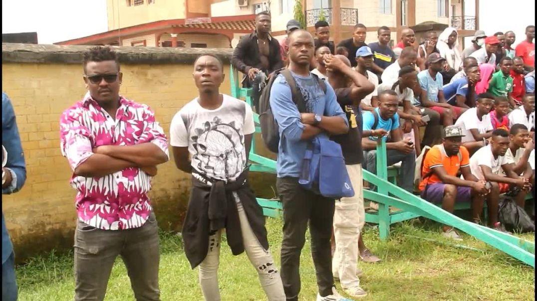 [Cameroun] La présence Massive des Supporter s de Léopard de Douala