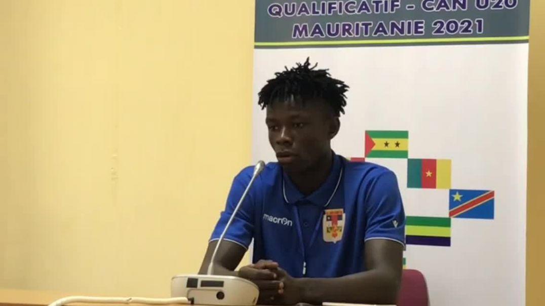 [Guinée équatoriale] conférence de presse d avant match RCA Vs cameroun