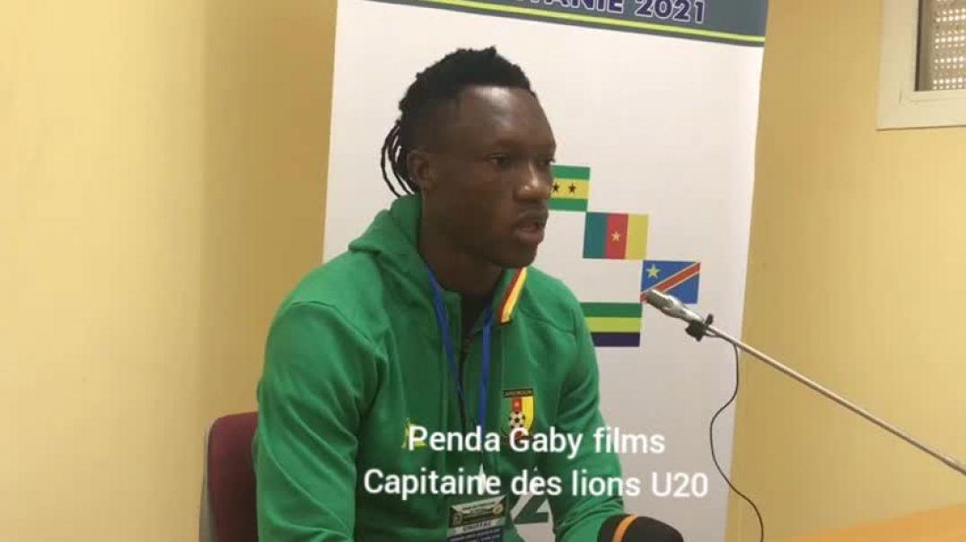 [Guinée équatoriale]  conférence de presse d'Avant match Cameroun Vs RCA