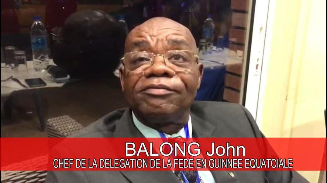 [GUINEE EQUATORIALE] Réaction des coaches après la rencontre Cameroun Vs Congo