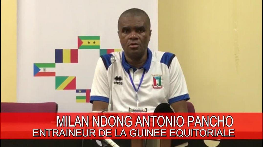 [GUINEE EQUATOTRIALE] Réaction des coaches  de la R C A, de la guinée équatoriale et du Congo