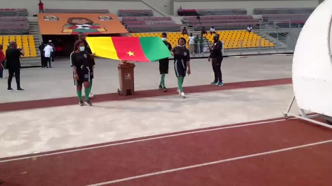 [Cameroun] lion A' Vs Stade Renard de Melong