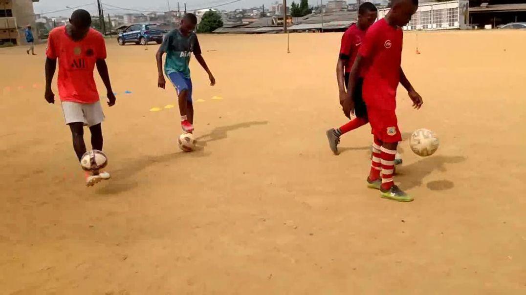[CAMEROUN] Balade a K T J Sport Académies