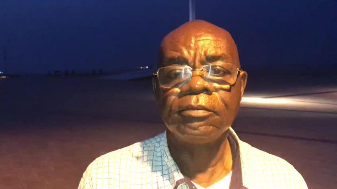 [Guinée équatoriale ] banlog john chef de la dégustation de la fecafoot en Guinée équatoriale