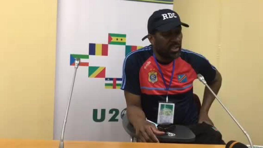 [Guinée équatoriale]  conférence après match RDC Vs Congo