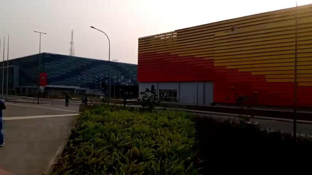 [Cameroun] chan2020Japoma le public congolais dans les Gradins