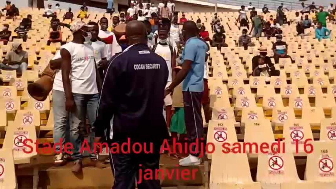 [Cameroun] stade Amadou Ahidjo de Yaoundé