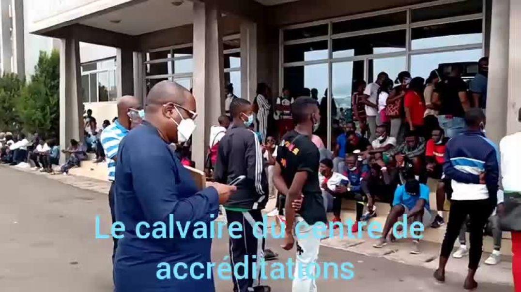 [CAMEROUN] Ambiance très tendue au centre d accréditations