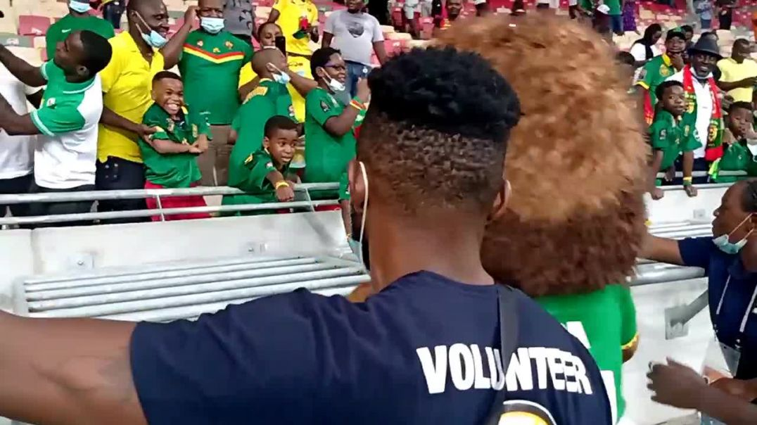 [Cameroun] chan2020japoma la joie est immense pour la victoire des Lions A'
