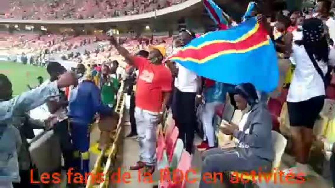 [Cameroun] chan2020dla les fans de la RDC en activités