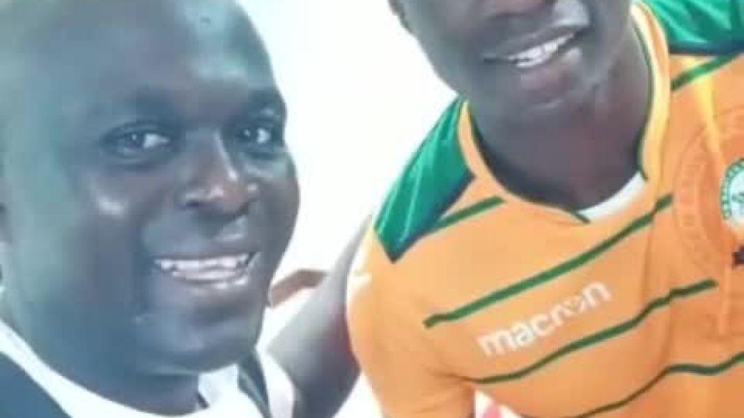 [CAMEROUN]  chan Mayer nous présente le gardien de la Zambie