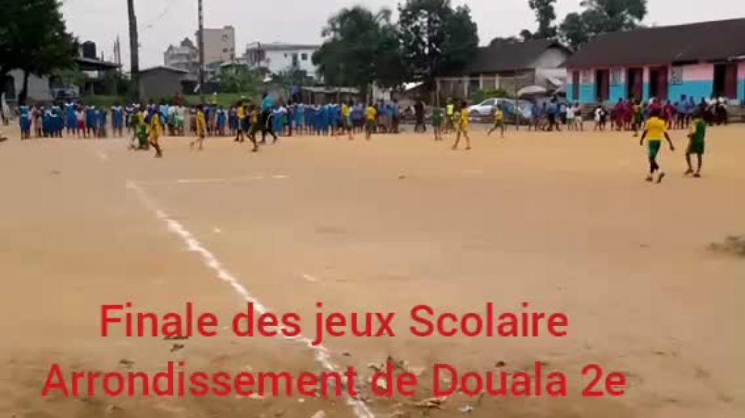 [Cameroun] finale des jeux Scolaire 2020 2021 dans l Arrondissement de Douala 2e