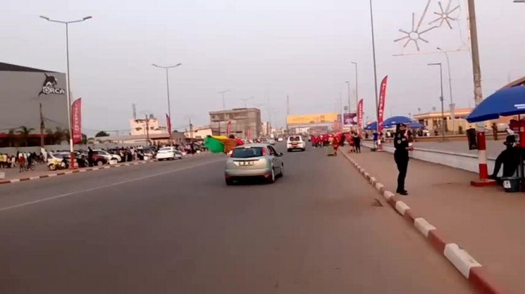 [Cameroun] chan2020mfandena le public à répondu présent