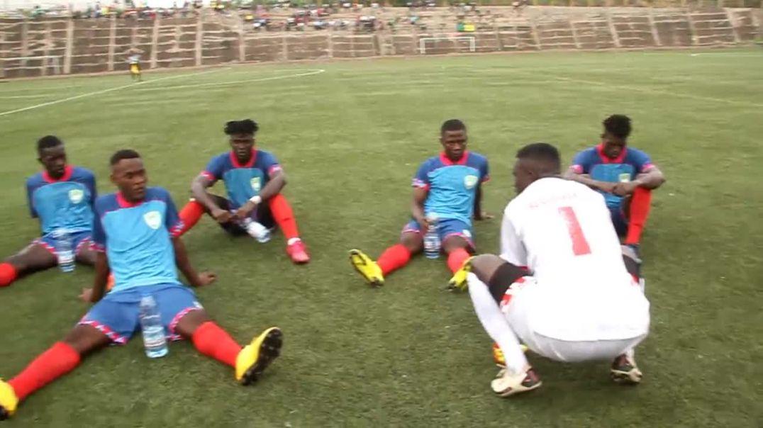 [CAMEROUN]  Tire aux buts à Mbankomo As Dibamba Vs Bamboutos de Mbouda