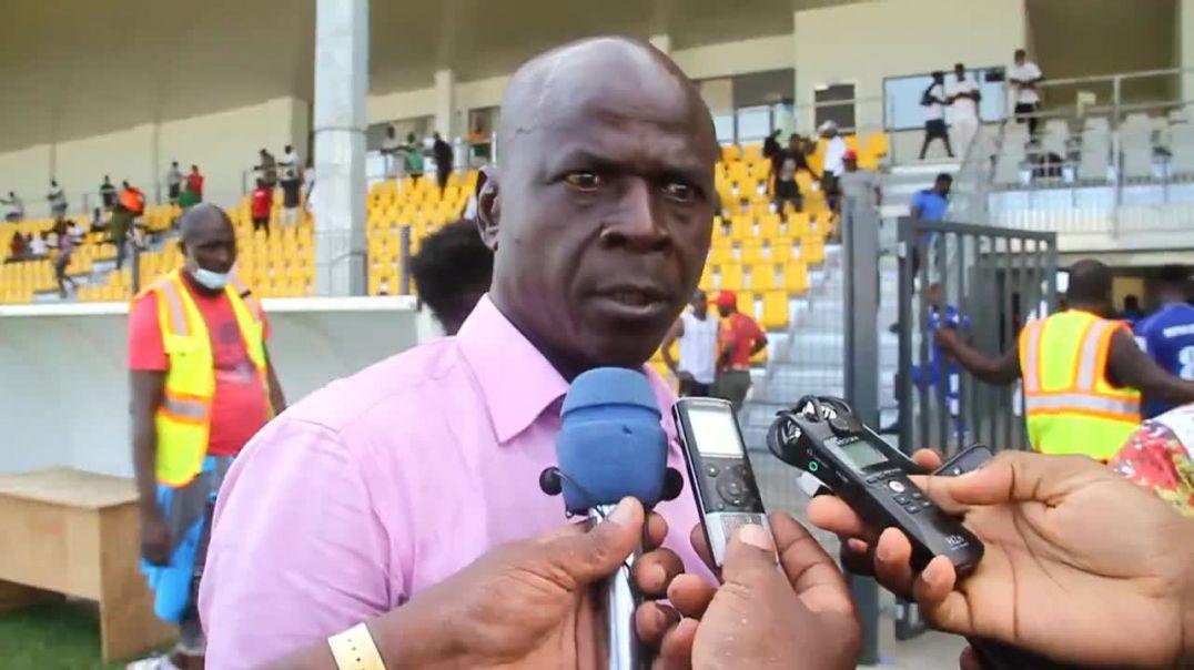 cameroun Réaction d après Match stade renard de melong et news stard de douala