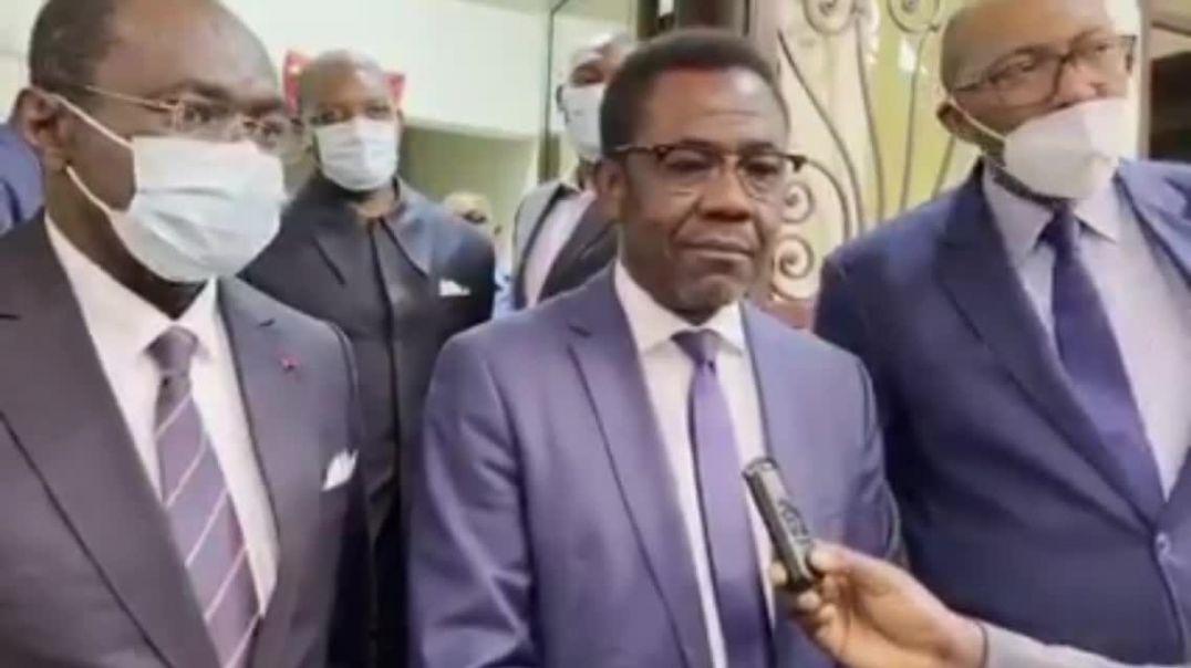 [Cameroun]Véron Mosengo Omba SG de la CAF