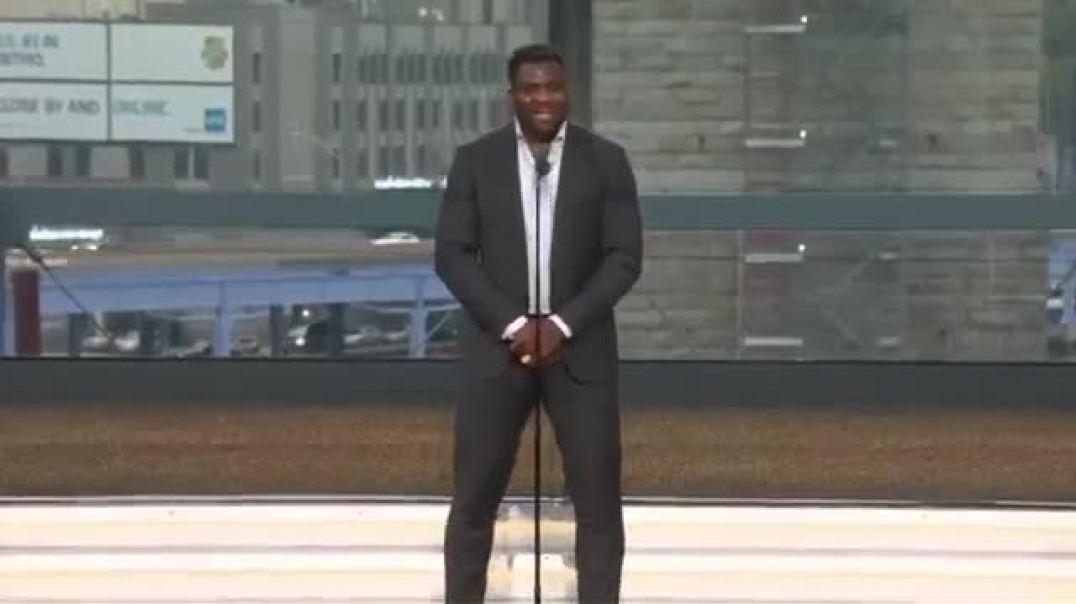 Cameroun réaction de Francis nganou suite à sa désignation