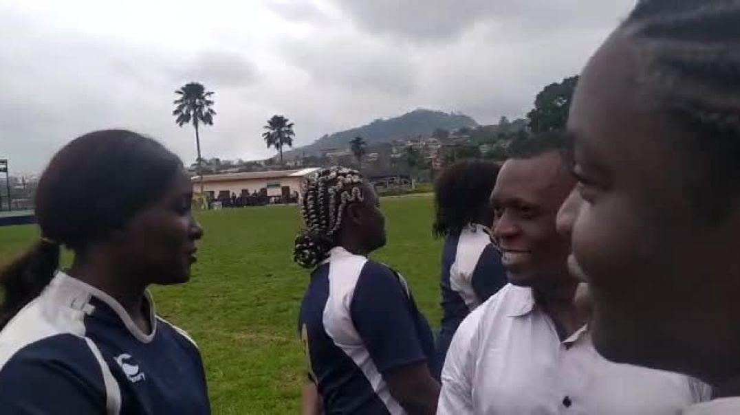 Première édition coupe du Cameroun féminine de rugby